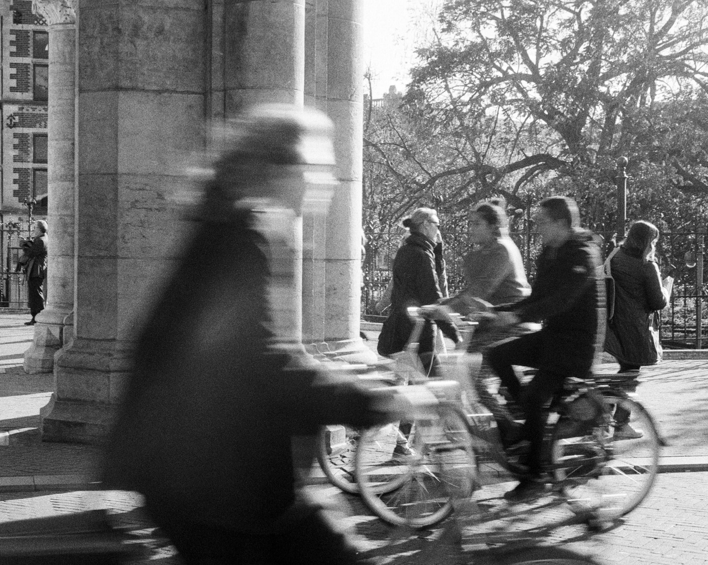 Amsterdam's Street Life